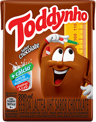 Toddynho sabor chocolate
